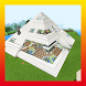 Modern Pyramid House by Manisha-2017