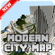 New Modern City Map for Minecraft PE