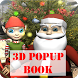 The Christmas Spirit - 3D book by AIA Media