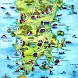 Phuket Map by Mr. PSM