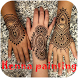 Henna painting by Rongsiri App