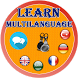 Learn Multilanguage by Golden-Services