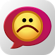Sad Emoticons by Leprechaun Apps