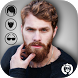 Beard HairStyle photo Maker by Go New Pixel Story Lab