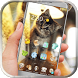 Cute agile cat theme icon pack by Graceful Live wallpaper studio
