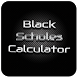 Black Scholes Calculator by MiracleSong