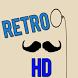 Mustache Wallpaper by Rake App