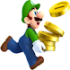 Collect Dollars Game