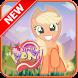 Applejack My Litle Pony Run by YahyaDevs