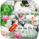 Koi Fish Theme Keyboard Wallpaper by LoveFirst Themes Center