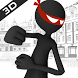 Stickman League School Fight by Awesome Addictive Games