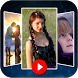 Rainy Photo Video Music Maker by Baker Brown