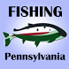 GPS Fishing Guide to PA by Gogal Publishing Company