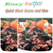 Quick Black Beans and Rice by one create