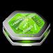 Green leafs Keyboard by Cool emojis keyboards