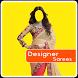 Designer Saree Photo Suit by Leonard Developers
