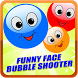 Funny Face Bubble Shooter by Simple New Apps