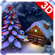 Christmas Snow Globe 3D by 1985Applications