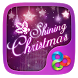 Shining Christmas GO Launcher by ZT.art