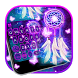 Galaxy Dream Catcher Keyboard Theme by Kika Classic Themes Keyboard for Android