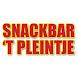 Snackbar 't Pleintje by Foodticket BV