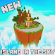 Map Island In The Sky for MCPE by KozyaXGames