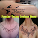 Popular Tattoo Designs Names by karnodroid