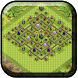 Town Hall 9 Farming Base Maps by sankaapps