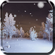 Winter Forest Live Wallpaper by Locos Apps
