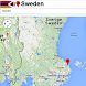 Sweden by Borgo Map