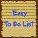 Easy to Do List by Frankie Mak