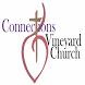 Connections Vineyard Church by FaithConnector Church Websites