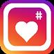 Get more likes + followers by vaibhav shah