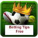 Betting Tips Free by Gold Player
