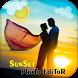 Sunset Photo Editor