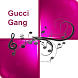 Gucci Gang Music Pink Piano Tiles Game Lil Pump by LupoNamo Inc