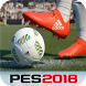 New guide for PES 2018 by guide footballapps