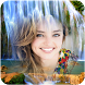 Magical Waterfall Photo Frames by Laam Photography Photo Montage
