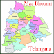 Telangana Adangal Pahani 31 districts by appsmake4u