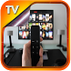 Remote for All TV: Universal TV Remote Control by Fed Dev