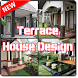 Terrace Modern House Design by Kertas Kecil Media