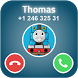 Call Thomas Train by Callitos Studio