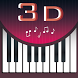 Piano 3D by weysapps