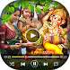 Ganesh Chaturthi Video Maker - Ganesh Video Maker by Vision India