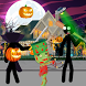 Stickman Mentalist. Halloween Special by Medved Publish