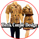 Batik Couple Design by abundioapp