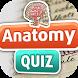 Anatomy Fun Free Trivia Quiz by Quiz Corner