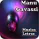 Manu Gavassi Musica y Letras by andoappsLTD