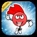 Super Red Ball by Lebroni LLC