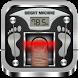 Weight Machine Scanner Prank App by dreamDot